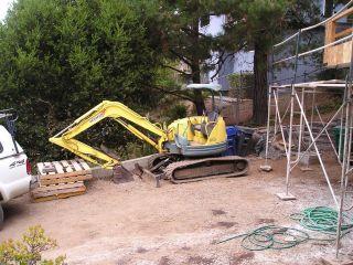 Yanmar Vio 40 Excavator photo