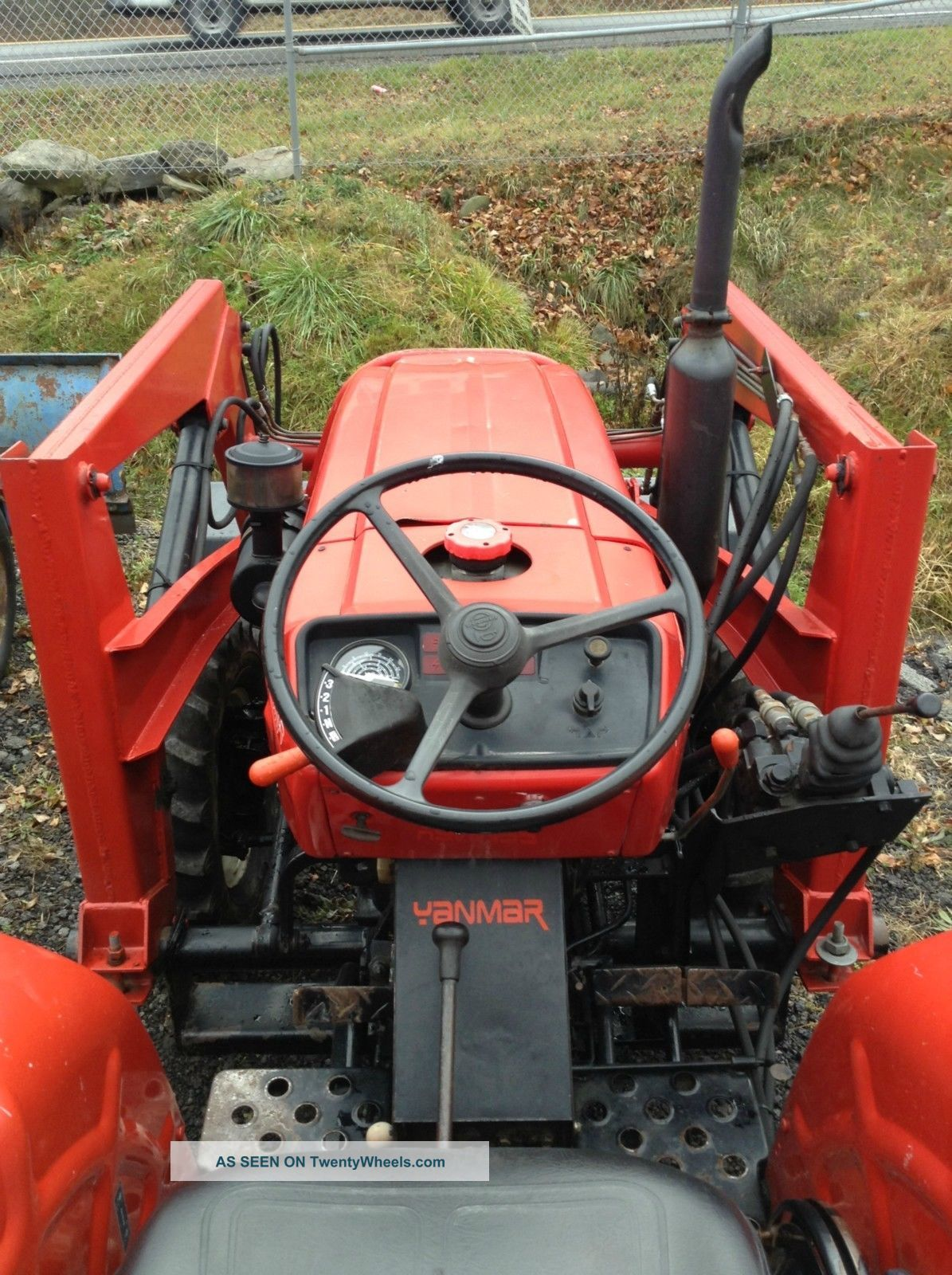 Yanmar 336d Parts : Tractor parts for mahindra branson ford new holland