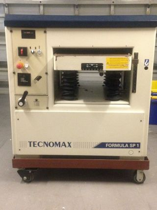 Formula Sp1 Thicknesser Planer Tecnomax Great Deal photo