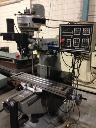 Bridgeport Cnc 3 Axis 1992 photo