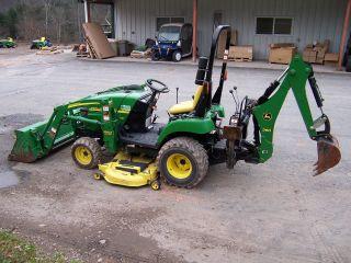 John Deere Tractor Loader Backhoe Mower Thumb Lgw