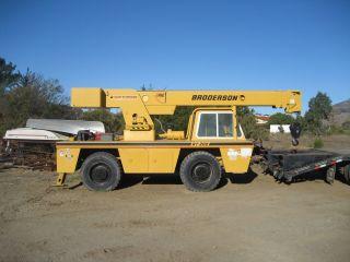 Broderson Rtr - 200 2a Carry Deck Crane photo