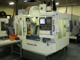 Kitamura Mycenter 3xi Cnc Vertical Machining Center Fanuc 30 Tool 10,  000 Rpm Ct photo