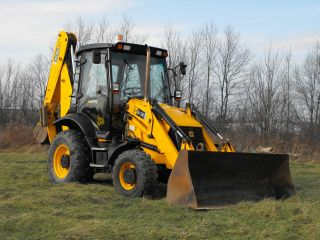 2009 Jcb 3cx14 Loader Backhoe - Only 1490 Hrs photo