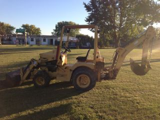 Terramite T7 Loader Backhoe photo