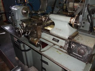 Hardinge Hlv - H Precision Tool Room Lathe photo