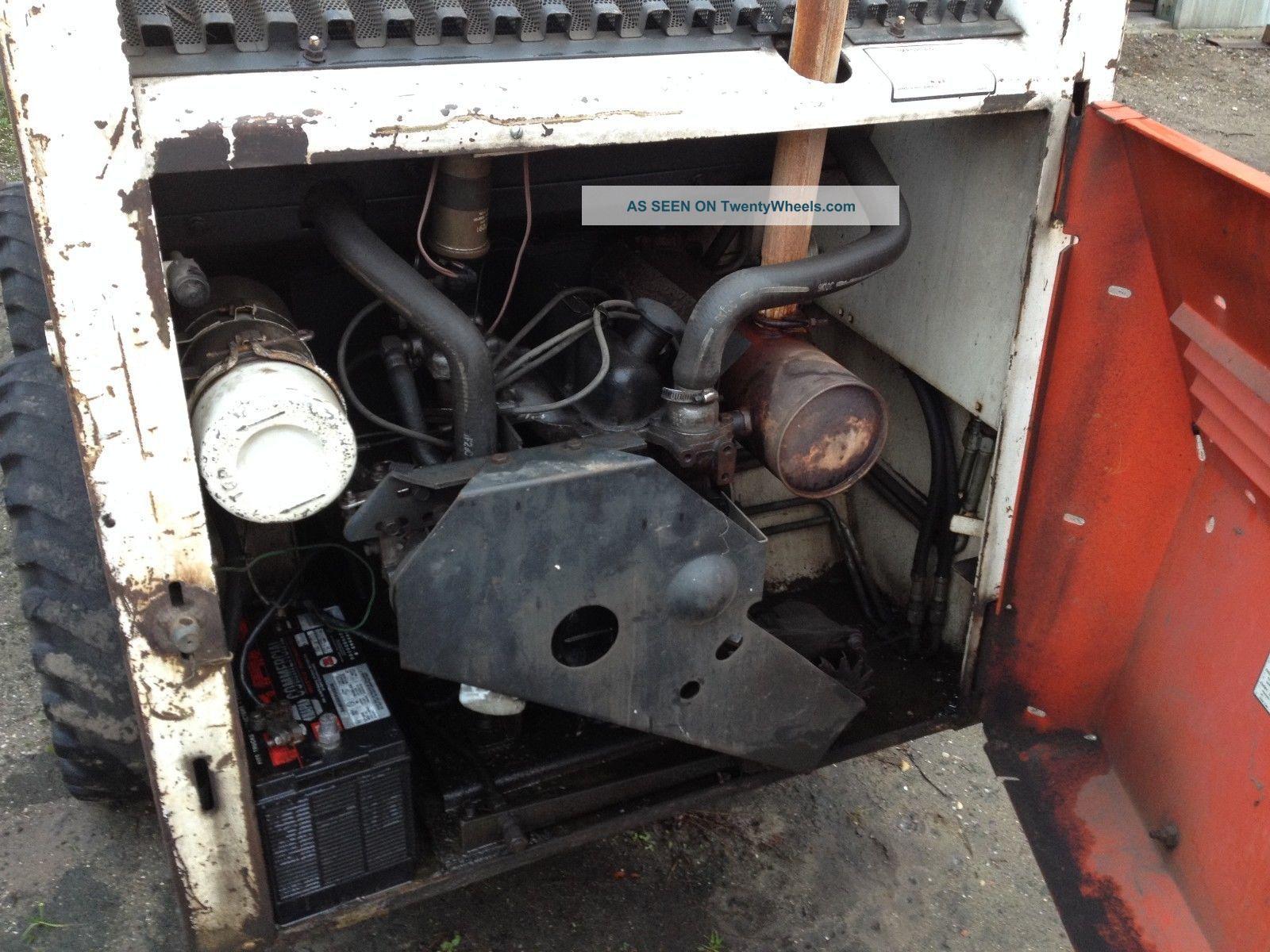Bobcat Motor Parts : Bobcat m engine diagram motor replacement wiring