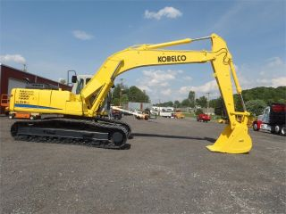 2003 Kobelco Sk250 Lc - 6 Crawler Excavator 6575 Hours A/c Good U/c What A Deal photo