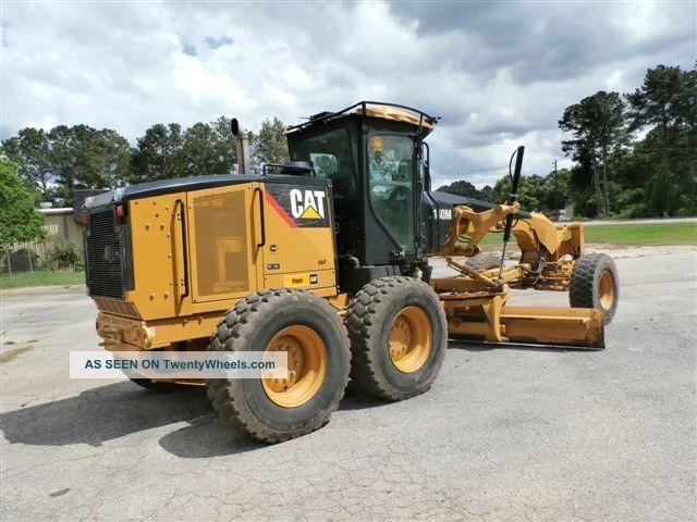 2010 caterpillar 140m vhp motorgrader for Cat 140m motor grader specs