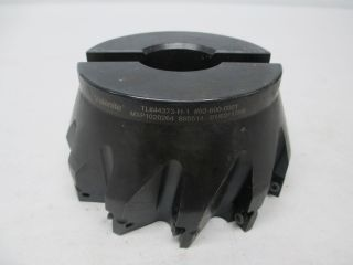 Valenite Tl 44373 - H - 1 Mxp1020264 885514 1 - 1/2in Bore Face Mill D291138 photo
