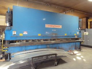 Hydra Power 22 ' X 230 Ton Hyd Press Brake,  820 photo