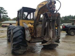 518 Caterpillar Log Skidder photo