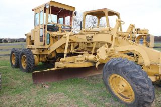 Galion Motor Grader 104hb Plow photo