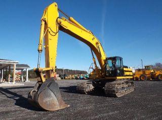 Jcb Js330l Farm Excavator photo