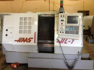 1997 Haas Hl - 1 Cnc Turning Center Lathe Collet Chuck Quick Code Programming 2