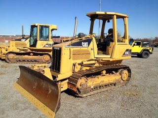 Caterpillar D3g Xl Bulldozer photo