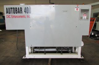 Cnc Enhancements,  Inc.  Autobar 400 Bar Feeder photo