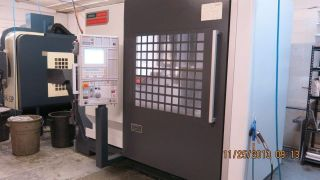 Mori Seiki Duravertical Cnc Mill Loaded Scales Renishaw Stronger Than Haas Video photo
