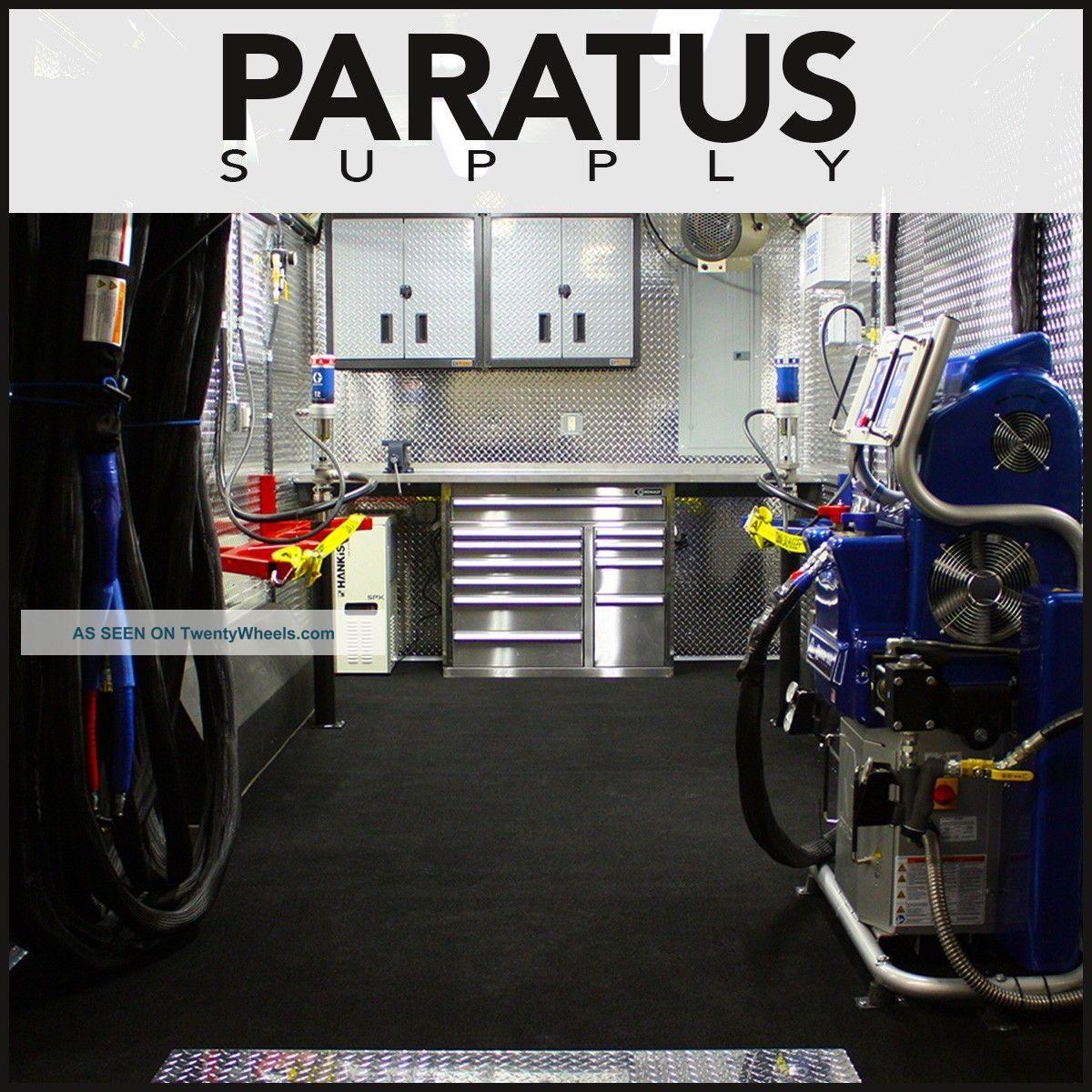 Spray Foam Rig - The Xtr3 Spray Foam Rig By Paratus - 30 ' Turn - Key 3 Set Rig Insulation photo
