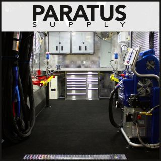 Spray Foam Rig - The Xtr3 Spray Foam Rig By Paratus - 30 ' Turn - Key 3 Set Rig photo