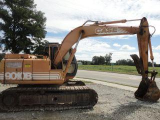Case 9010b Excavator photo