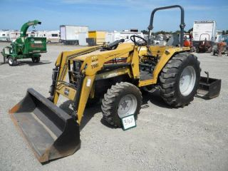 2005 Mtchallenger 265 4x4 Utility Tractor - $11500 (oakland East) photo