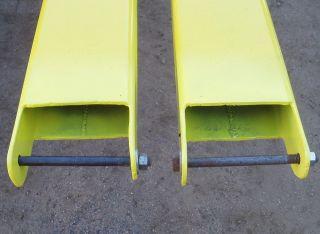 Forklift,  2 Fork Extensions 48