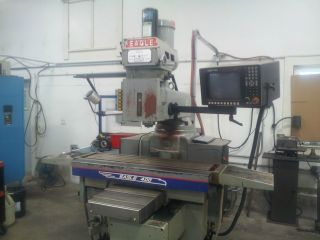 Eagle 400 3 Axis Cnc Mill With Anilam Control photo
