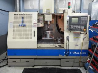 2000 Okuma Cadet Mate 4020 Cnc Vertical Mill Machining Center Osp - U10m Control photo