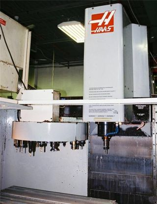 2000 - Haas Mod.  Vf - 4d Vertical Machining Center photo