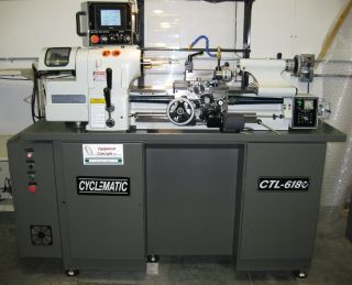Hlv Hardinge Type Cyclematic Digital Precision Engine Lathe With Dro photo