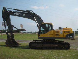 2008 Volvo Ec330cl Excavator photo