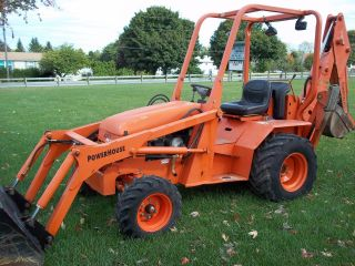 2006 Allmand Tlb - 325 Mini Backhoe Loader photo