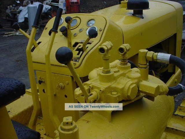 John Deere 1010 Crawler Tractor : John deere dozer