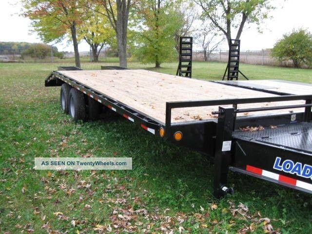 load trail dump trailer owners manual