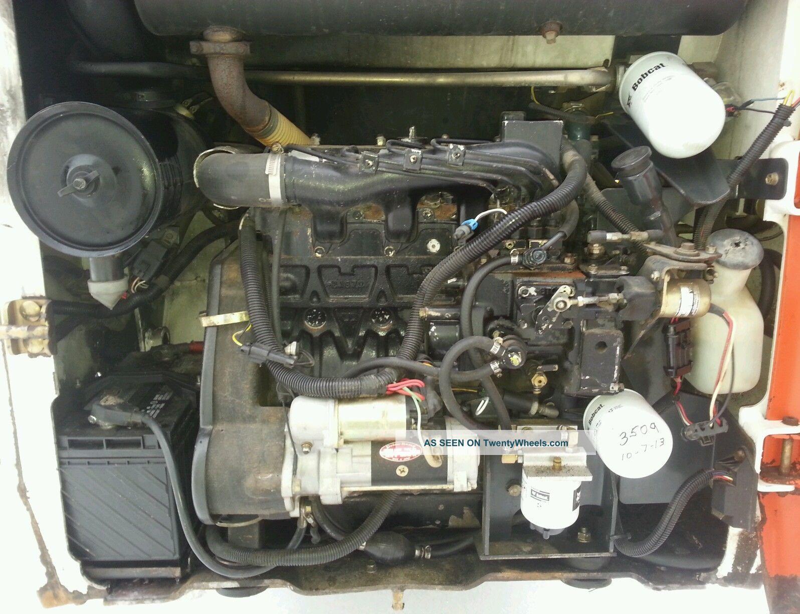 bobcat parts 7753 wiring diagram bobcat 7753 owner u0026 39 s