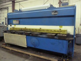 Atlantic Hds 10 1/2 Power Squaring Shear 945015 photo