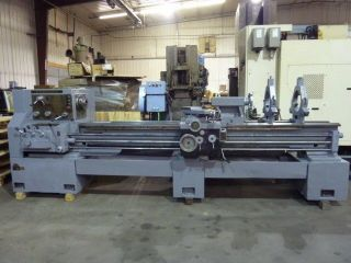 Tarnow Gap Bed Engine Lathe 945023 photo