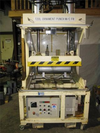 Air Punch Press Die Cutter 4 Ton 35