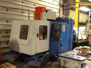 Mazak Ajv18 Vertical Machining Center photo