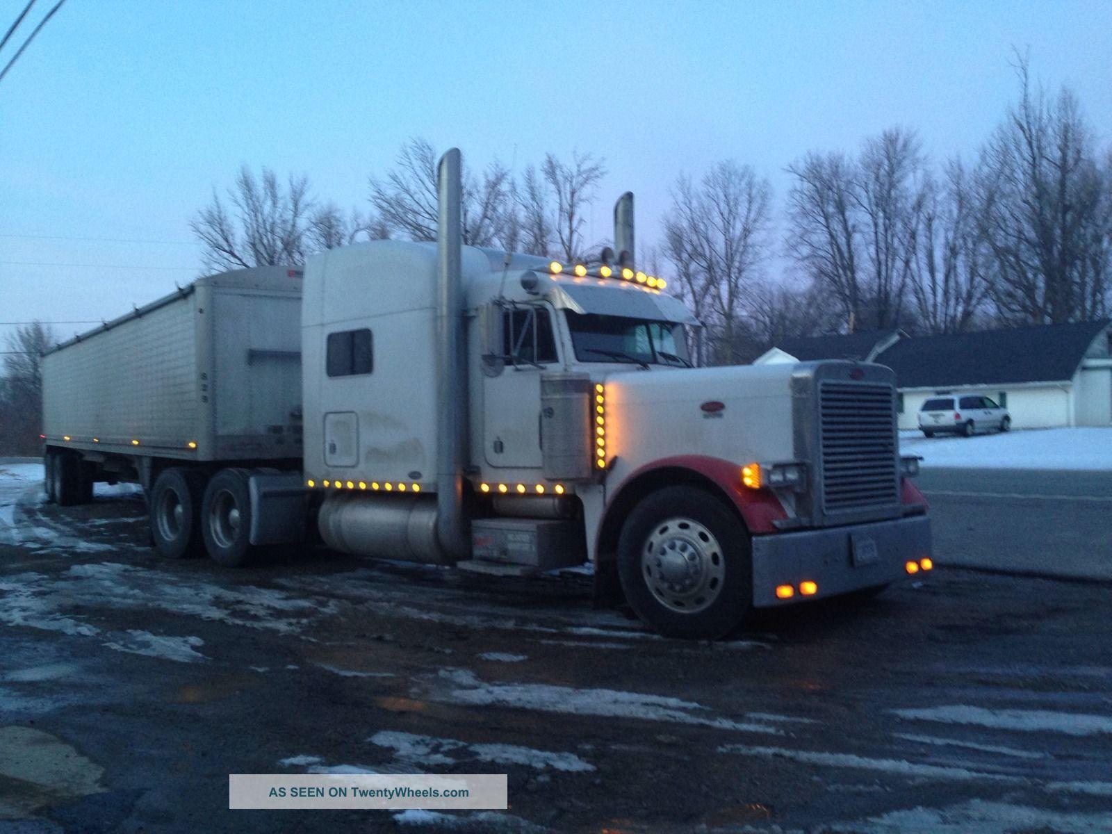Other vehicles trailers commercial trucks semi trucks sleeper semi