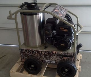 2014 Easy Kleen Realtree Max 4 Hot Water Pressure Washer Diesel photo