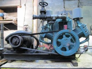 Curtis Big Air Compressor,  If You Need Lots Of Air photo