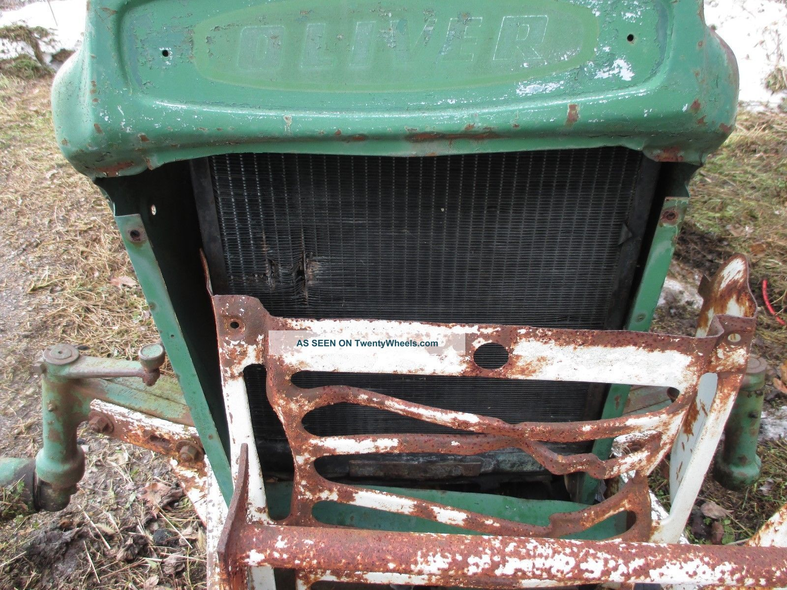 Tractor Restoration Parts : Antique tractor restoration supply autos post