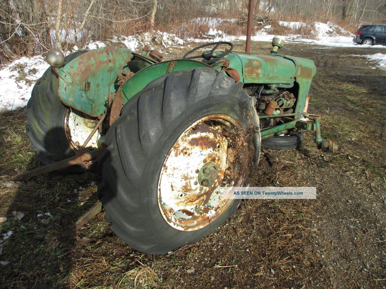 Tractor Restoration Parts : Tractor parts restoration supply antique