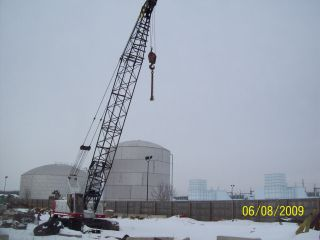 Sumitomo Ls118 Rh Crawler Crane 55 Ton 110 ' Of Boom Low Hour Macine Linkbelt photo