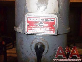 Electro Mechano 8