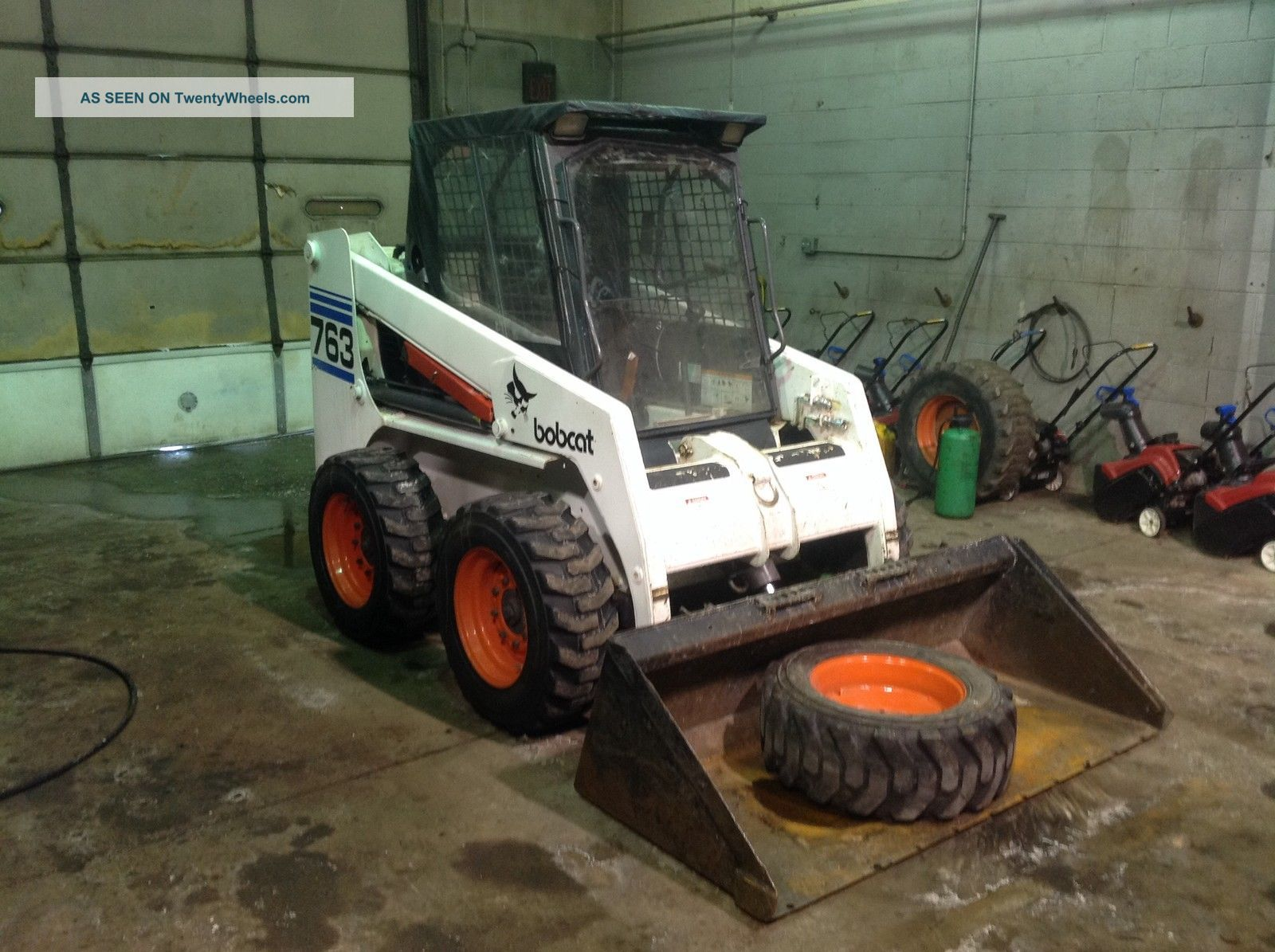 Mobile Homepage Hero furthermore Hyster Propane Lb Forklift Lgw in addition Bobcat Skidsteer Model Kubota Diesel Bucket Lgw together with Screen Parts Parts further Cv. on bobcat 763 hydraulic specs
