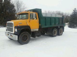 Ford Tandem Axle Dump Truck photo
