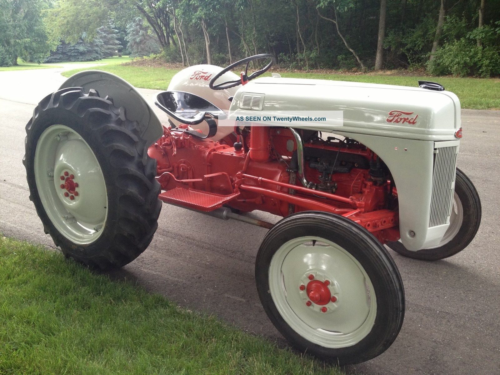 Ford Tractor Accessories : Ford tractor
